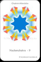 Nackenchakra 9