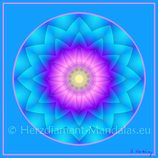"40 - Mandala-Karte ""Achtsamkeit"""