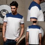 T-shirt bicolore mod n1013