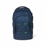 Satch Pack Berry Space Race Blau