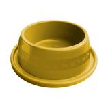 Comedero Plasticco Anti-Hormiga N1 - 350 ML (Amarillo)