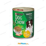 Dog Chow Pavo y Pollo 374 Grs.