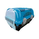 Caja Transporte Furacao Pet Lujo N.1/Azul