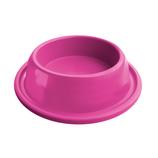 Comedero Plást. Gato Anti-Hormiga (Rosa) - 200 ml