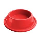 Comedero Plást. Gato Anti-Hormiga (Rojo) - 200 ml