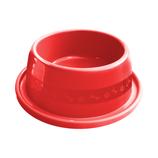 Comedero Plastico Anti-Hormiga N2 - 550 ML (ROJO)