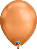 "Latexballon ""Chrome Copper"""