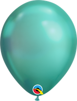 "Latexballon ""Chrome green"""