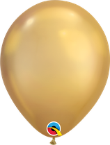 "Latexballon ""Chrome gold"""