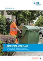 "Information 91. ""Betriebsdaten 2016"""