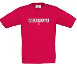 KKJ Feiermaus T-Shirt Kinder Sorbet