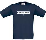 KKJ Sischelbach T-Shirt Kinder Navy