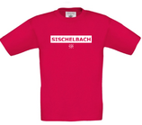 KKJ Sischelbach T-Shirt Kinder Sorbet