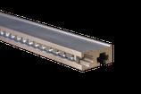 Eurorack Rails - Type B - Low Profile - silver