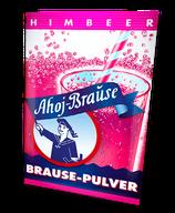 Brausepulver - Himbeere
