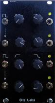 Ghz Labs Quad Envelope Generator - Panel/PCB