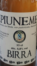 NEPIUNEMENO - 33 cl - Birrificio Montegioco