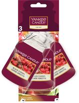 Yankee Candle Black Cherry Car Jar 3 Pack