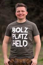 BOLZPLATZHELD (Farbe Army)