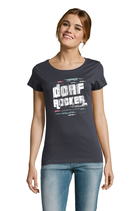 DORFROCKER LOGO GIRLIE SHIRT