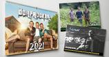 Dorfrocker Wandkalender 2021