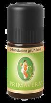 Mandarine grün bio