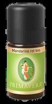 Mandarine rot bio