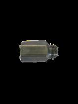 Verlängerung M10x1k - M10x1 Ø 6 ; L=26