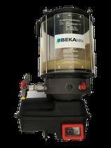 Zentralschmierpumpe EP1 - 24V - Steuerung Tronix1 - 4kg Behälter