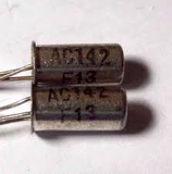 AC-142 transistor germanio
