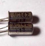 AC-142 transistor germanio