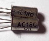 AC-180 transistor germanio PNP