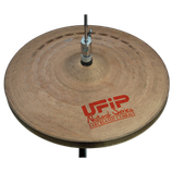 "UFIP Natural 15"" Medium Hi-Hat"