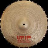 "UFIP Natural 22"" Crash-Ride"