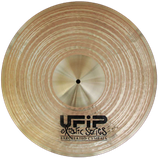 "UFIP Extatic 22"" Extra Light Ride"