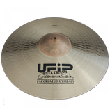 "UFIP experience 17"" bell crash"