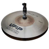 "UFIP Del Cajon 10"" Hi-Hat"