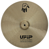 "UFIP experience 18"" hand cymbal"