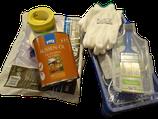 DIY Wetterschutz Kit für Selbermacher Lärche