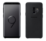 Samsung - Galaxy S9 Alcantara Cover Hülle
