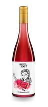 Frizzante Zweigelt Rosé, Halbtrocken, 11,5% Alk.Vol., 0,75l, 6 Flaschen, Wenzl und Kast, 7122 Gols