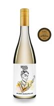 Frizzante Gelber Muskateller, Trocken, 11,5% Alk.Vol., 0,75l, 6 Flaschen, Wenzl und Kast, 7122 Gols