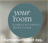 YOUR ROOM Kennenlernpaket