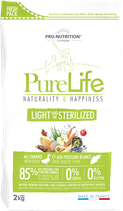 Pure Life : Light and/or sterilized
