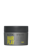 HairPlay Hybrid Clay Wax  KMS