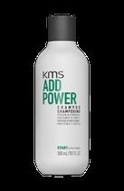 Add Power Shampoo KMS