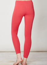 leggings bambou framboise, Thought