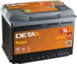 Deta Power DB740