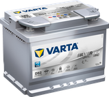 Varta Silver Dynamic AGM 560901068 D52