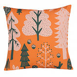 Kissen Donna Wilson Forest Orange
